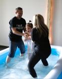 Baptism - Angel Johnson