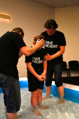 Baptism - Jordan Johnson